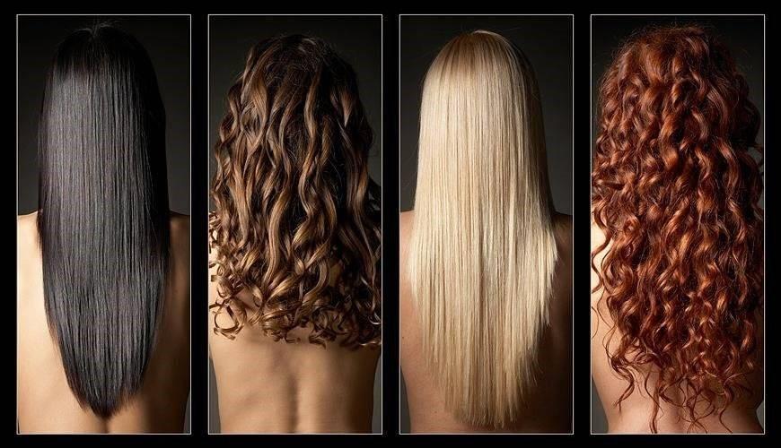 El aceite para los cabellos sin silicón y el alcohol